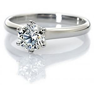 .51cts. Solitaire Ring made in Platinum