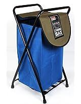 Trust Laundry Basket Plain - Blue