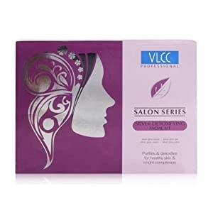 VLCC Salon SeriesSilver Detoxifying Facial Kit