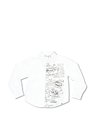 Desigual Camisa Iván (Blanco)