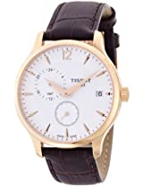 Tissot Analogue White Dial Men's Watch - T0636393603700