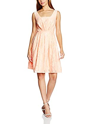 Yumi Kleid Jacquard Organza Dress