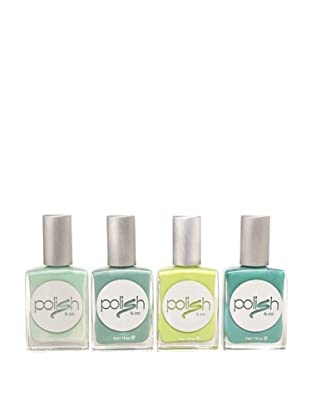 Polish & Co. Lucky Charms 4-Piece Nail Lacquer Collection