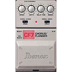Ibanez CHORUS/FLANGER CF7