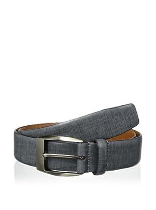 J.Campbell Los Angeles Men's Dress Belt (Grey)