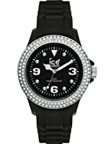 Ice Watch Ice Sili Stone Black Ladies Watch Stbsss09
