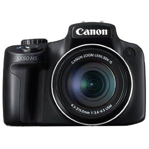 Canon デジタルカメラ PowerShot SX50HS 約1210万画素 光学50倍ズーム PSSX50HS