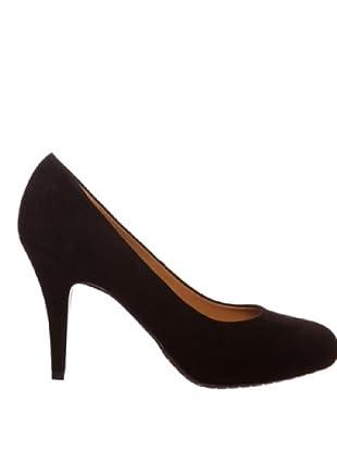 Paco Herrero Zapatos Plataforma (Negro)
