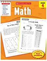 Quality Value Scholastic Success With Math Gr 4 By Scholastic Teaching Resources