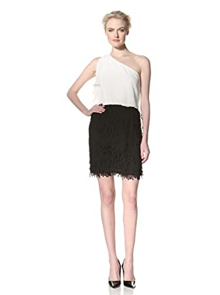 Miss Sixty Women's Blaire Dress (White/Black)