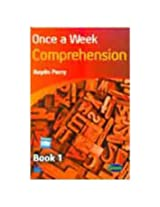 Once a Week Comprehension Book 1 Indian