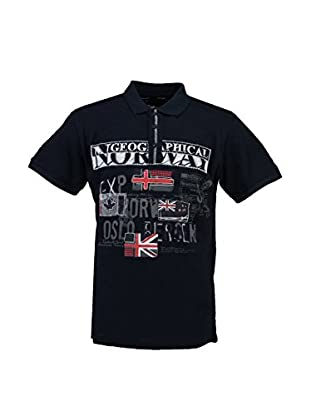 Geographical Norway Poloshirt Kemporios