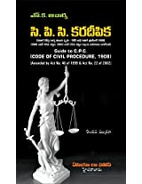 Guide to CPC - Code of Civil Procedure (Telugu)