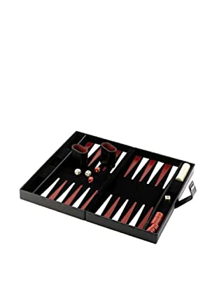 Wolf Designs Backgammon Set
