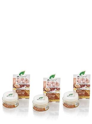 Dr. Organic Set 3 Crema de Día de Argán