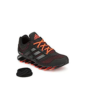 Springblade Drive Black Running Shoes