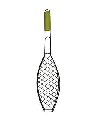 Fackelmann Parrilla Reversible Pescado 60x32x12,5cm