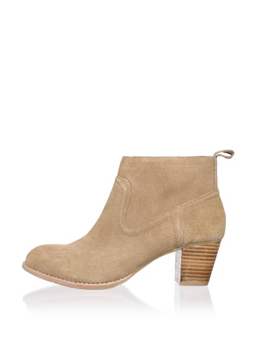 DV by Dolce Vita Women's Jamison Bootie (Natural Suede)
