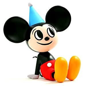 Vinyl Collectible Dolls: Mickey Mouse ( Modern Pets Friends Disney )