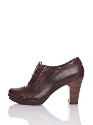 Rockport Zapato Casual Cordones Anevia (Marrón)