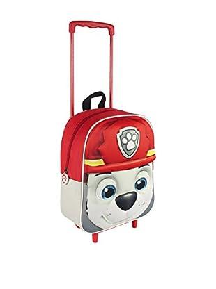 Paw Patrol Mochila trolley Trolley 3D Patrulla Canina Marshall