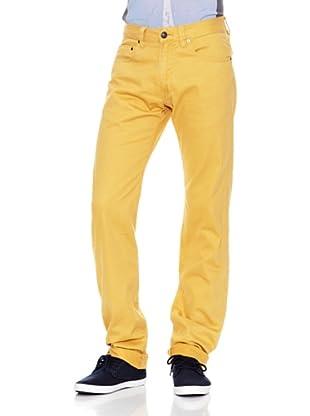 Springfield Pantalón S1 5P (Amarillo)