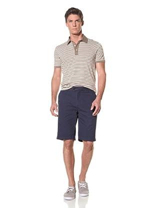 Benson Men's Woven Fancy Short (Navy)