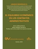 El Equilibrio Economico En Los Contratos Administrativos