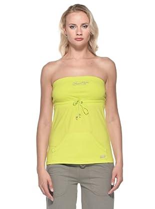 Camiseta Tirantes Constanza (Amarillo)