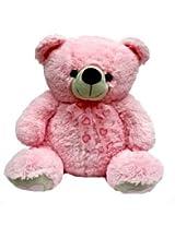 Soft Buddies Softy Bear Car Rear Tray Table Soft Toy, Pink (Medium 16-inch)