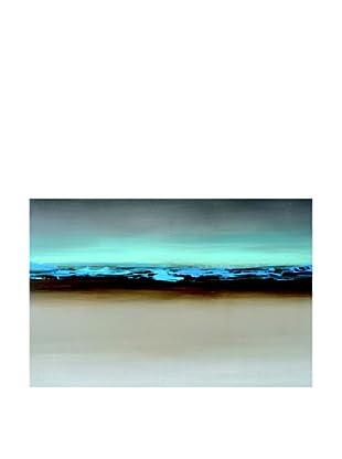 Sunpan Blue Mist Art