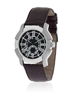 PHILIPPE VANDIER Uhr mit schweizer Quarzuhrwerk 80000  42 mm