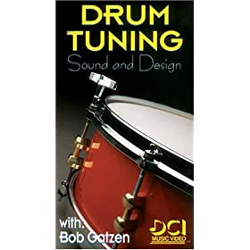 Drum Tuning: Sound &amp; Design [VHS] [Import]