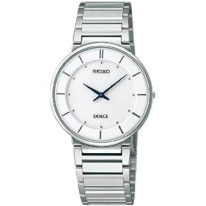 【クリックで詳細表示】[セイコー]SEIKO 腕時計 DOLCE ドルチェ SACK015 メンズ: 腕時計通販