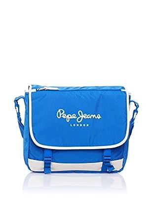 Pepe Jeans Bolsa messenger Oxford Azul Royal