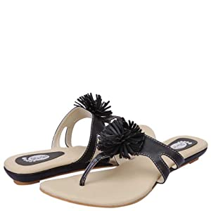 Starlet Slippers Women ST 101060 Black