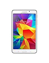 Samsung Galaxy Tab 4 T231 Tablet (7-inch, 8GB, WiFi, 3G, Voice Calling), White