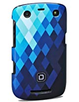 Dicota America llc  Blue Hard Cover for Blackberry Curve 9350/60 (D30384)