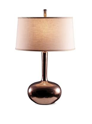 Lighting Enterprises Gourd Table Lamp (Mirror Bronze)