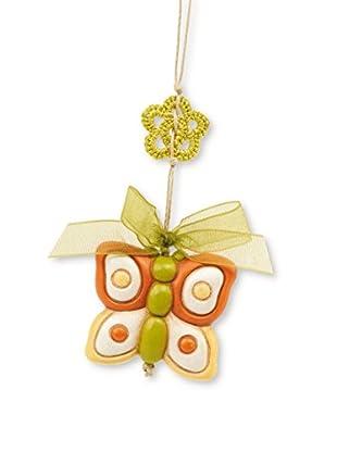 Thun Mini Addobbo Ceramico Farfalla