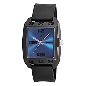 Fastrack Casual Analog Dark Blue Dial Men's Watch - 3115PP04