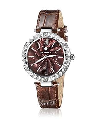 Reichenbach Reloj de cuarzo Woman Loos Marrón 35 mm