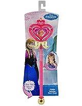 Disney Frozen Princess Anna Spinning Heart Wand