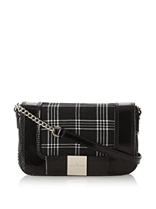 Kate Spade Women's Little Kaelin Primrose Hill Shoulder Bag, Black/Cream