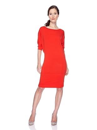 Ugli Sista Vestido Ibiza (Rojo)