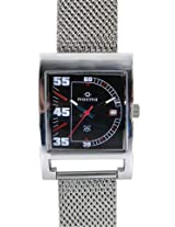 Maxima Analog Silver Dial Men's Watch - 27791CMGI
