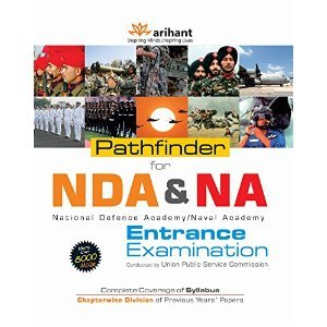 Pathfinder for NDA & NA Entrance Examination National Defence Academy/Naval Academy Conducted by UPSC