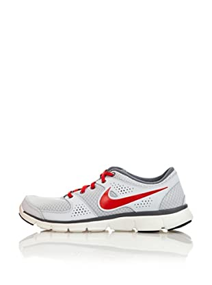 Nike Zapatillas Nike Flex Experience Rn (Gris / Rojo)
