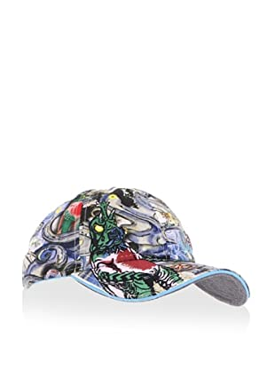 Robert Graham Men's Shabba Cap (Grey)