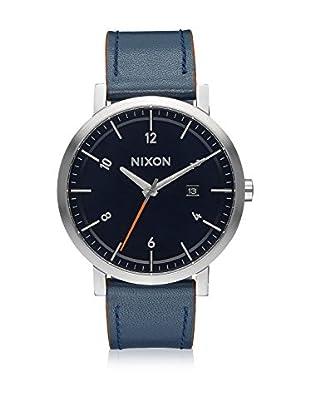 Nixon Uhr mit japanischem Mechanikuhrwerk Man Rollo 42 mm